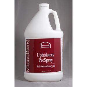 MasterBlend 160106 Upholstery Prespray 4/1 Gallon Case Self Self-Neutralizing pH