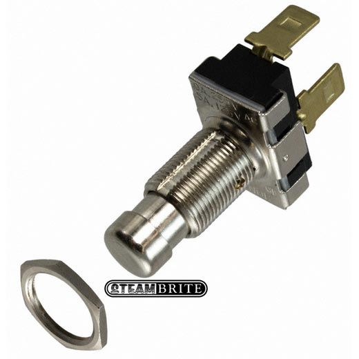 Clean Storm J032-3 Momentary Push Button Switch ON / Normally Off