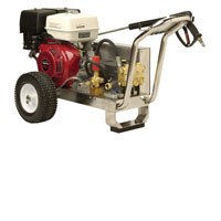 Mercury Floor Machine Force Belt Cold Water Gasoline Powered High Pressure Washer