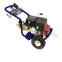 Mercury Floor machine Power X-Trem Cold Water Gasoline Powered High Pressure Washer