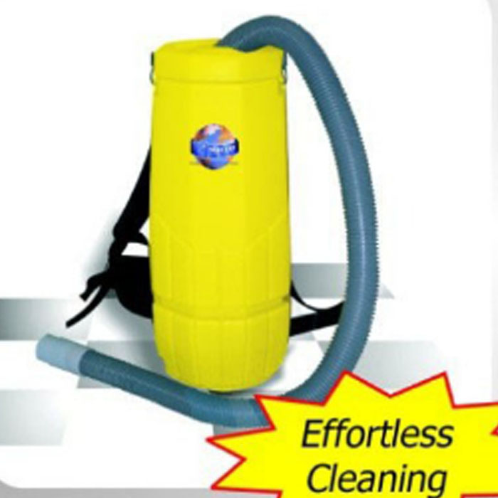 Mercury: Ace -10-Quart Backpack Vacuum