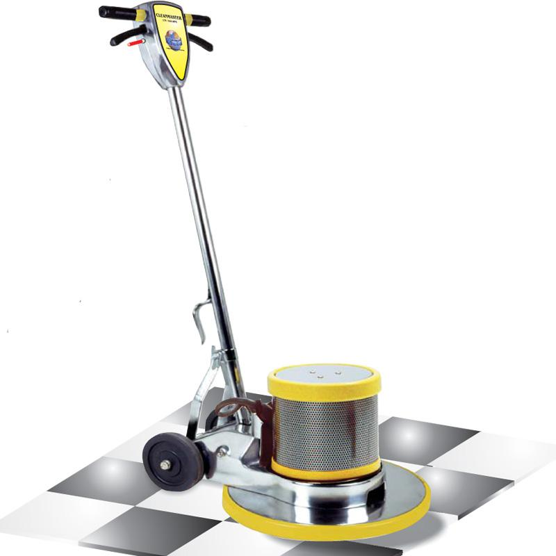 Mercury TS-17 Clean Master 17in 1.5hp Dual Speed 175/300rpm Floor Machine Buffer Polisher