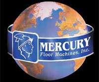 Mercury Floor Machine