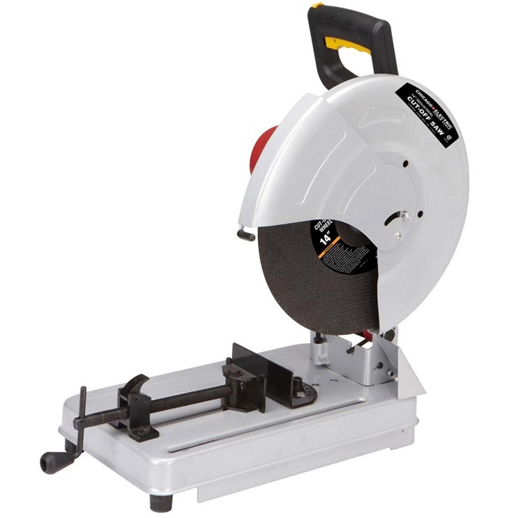 San Antonio TX 14in Metal Chop Saw Tool Equipment Rental (blade not included)