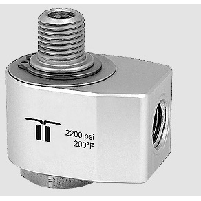 Mosmatic: 40.021 High Pressure Swivel 2200 psi 200 degrees F 1/4inch Fip X 1/4inch Mip Mytee B100A