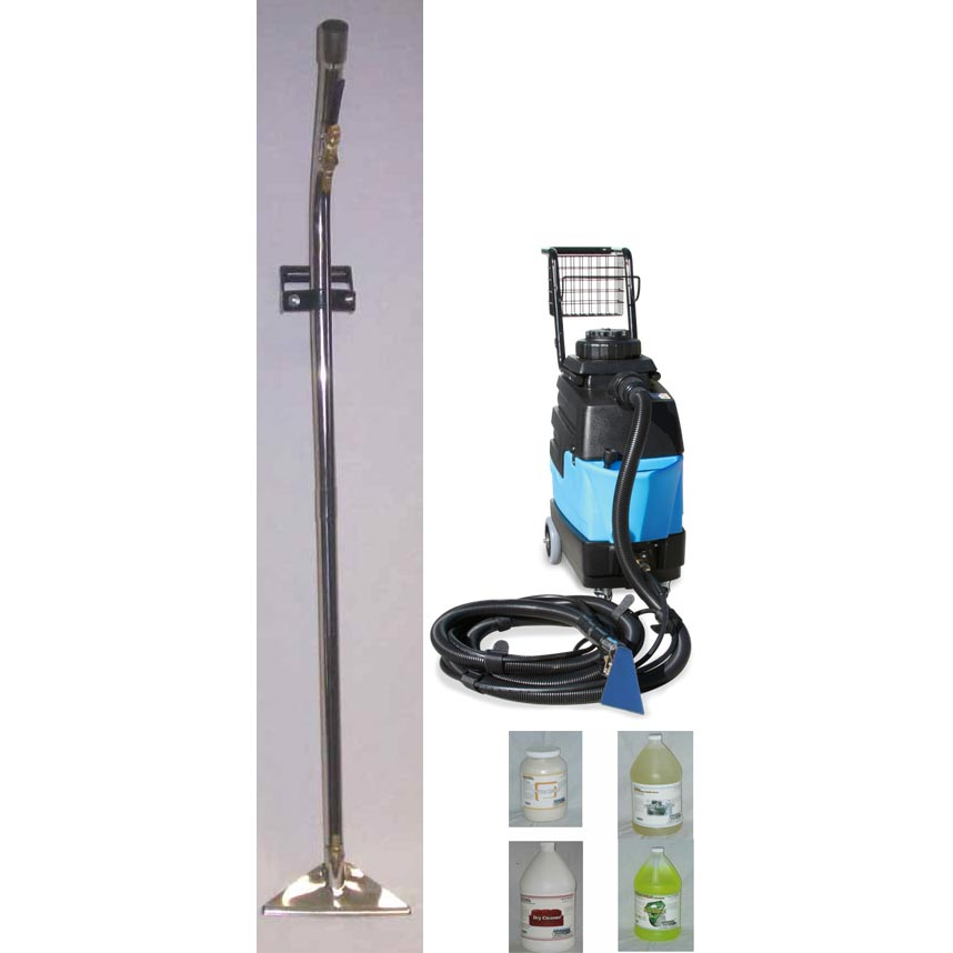Mytee 8070 Lite III Portable Detailer Starter Package W/ Carpet Cleaning Wand and Chemicals FREE Shipping