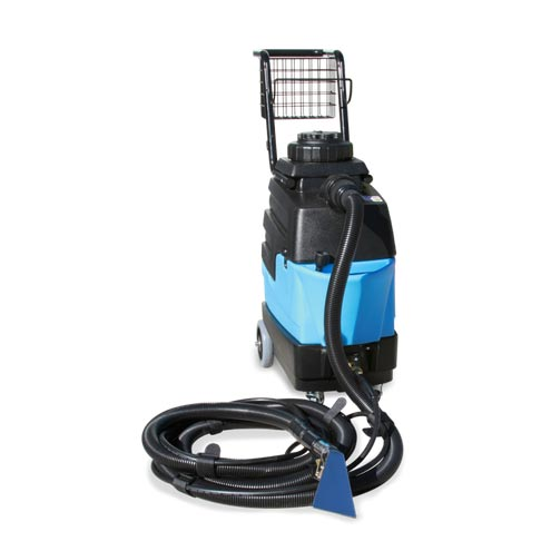 Demo Mytee 8070 Lite III HEATED Auto Detail Upholstery Carpet Cleaning Extractor 120psi 4gal 3stg Vac hose set detail tool