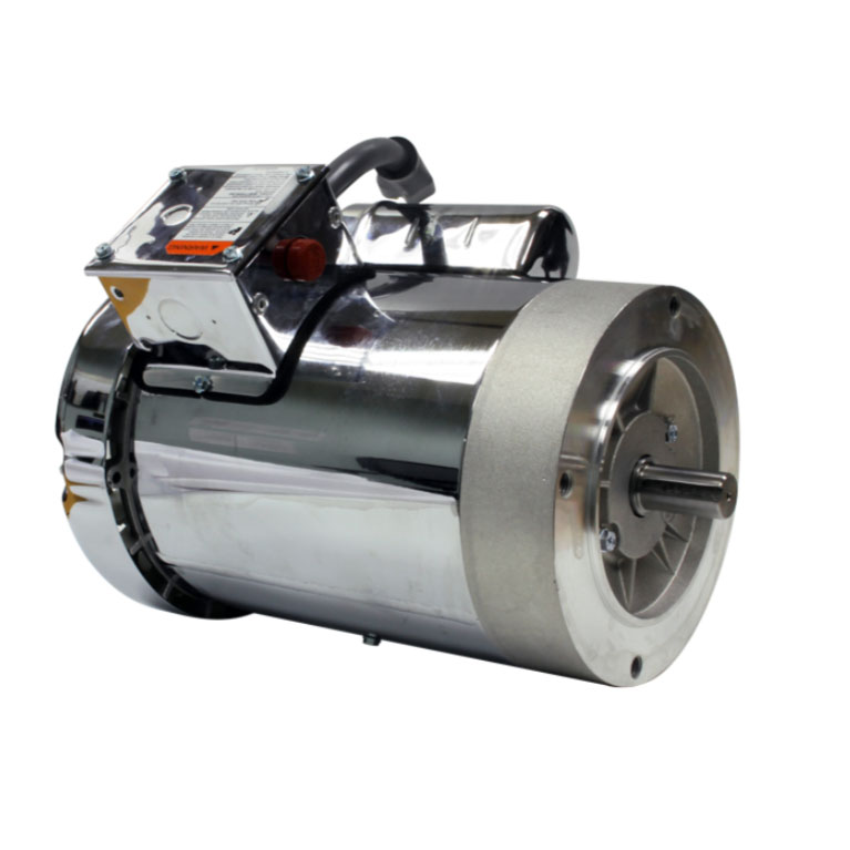 Mytee C328B Electric Motor 1 Hp for Eco Orbital Floor Machines 1725 RPM