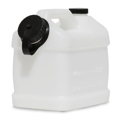 Mytee P535 Big Mouth 5 Qt. Bottle with Cap