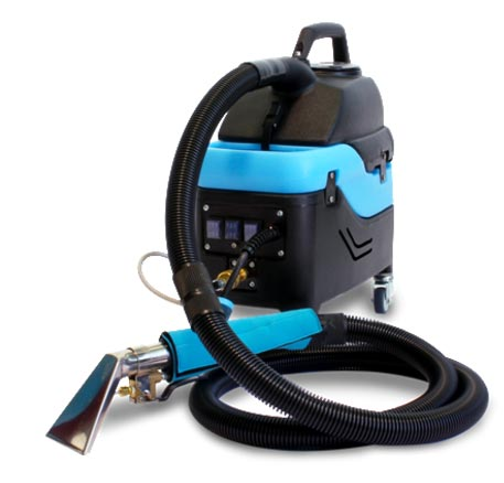 Mytee S300H Tempo HEATED Spotter Extractor 1.5gal 55psi 2 Stage Hand wand and hose set Price Match [S-300H P]