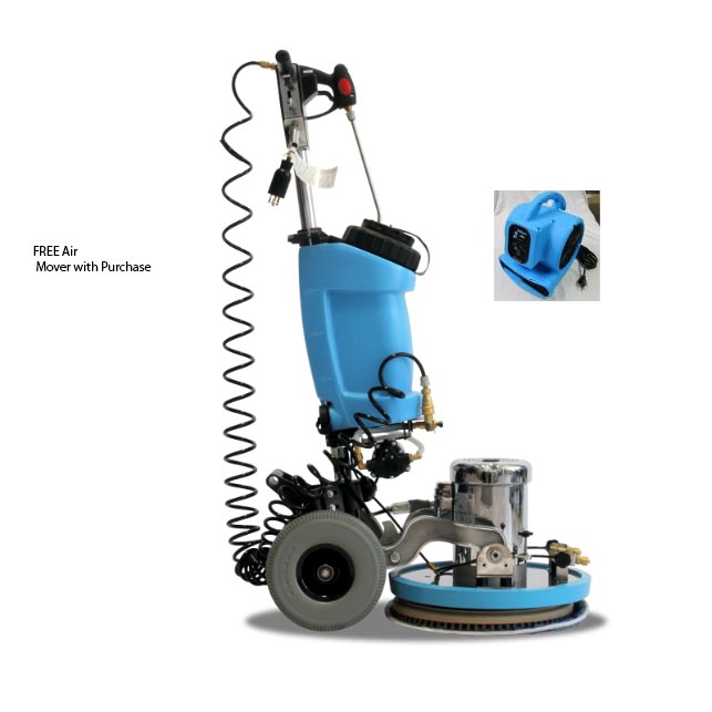Mytee ECO14-Pro All Surface Orbital Floor Machine 1.5HP FREE Shipping Free Air Mover Eco-14