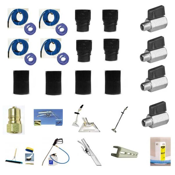 Mytee Escape ETM Starter Package (freight included if purchased with your truckmount) 20131323
