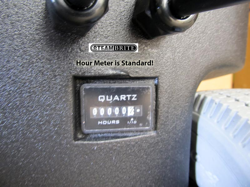 Mytee E369 Panel Mount Hour Meter 120 Volts