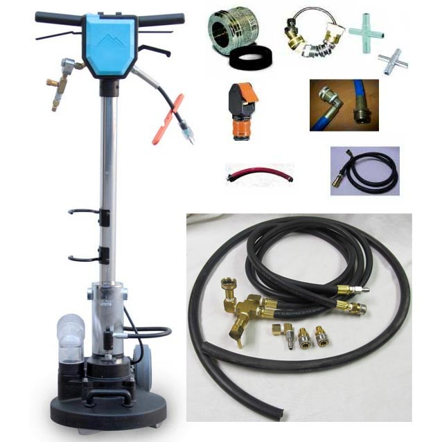 Mytee TRex Jr Package 12 inch Rotary Power Wand Starter Power Wand System FREE Shipping