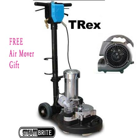 Mytee Trex 15 Rotary Extractor Power Wand Price Match SALE Free Air Mover GIFT