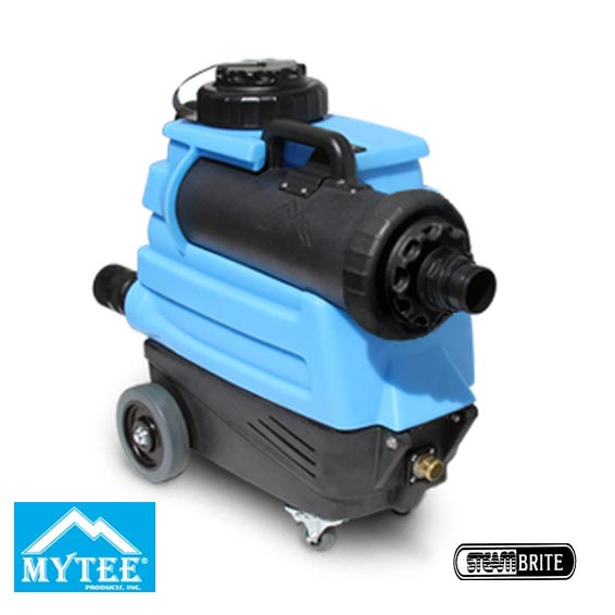 Mytee 7303-230v Air Hog Vacuum Booster Carpet Extractor 4Gal 3Stg Vac 3GPM 230Volt International Use