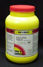 CTi Pros Choice C1100 Natural Fiber Cleaner 6.25 lbs Jar 3140
