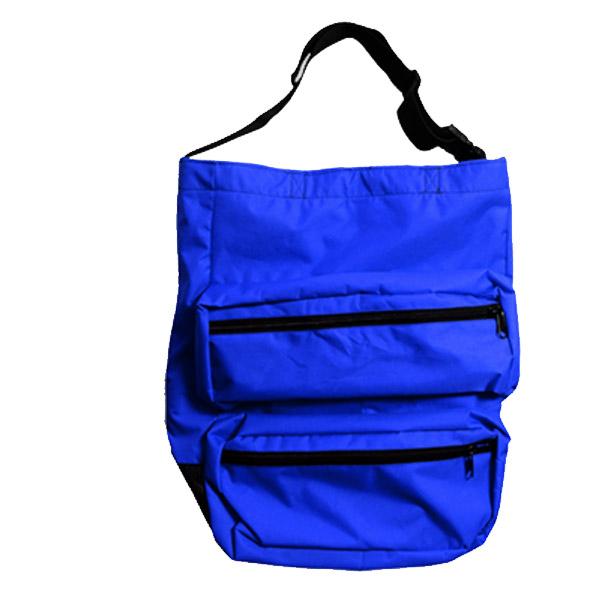 Hydroforce AX205BLU: Nautilus Hose Caddy Bag 24in X 18in X 6in - Blue