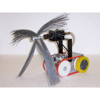 Nikro: 860683 - Rotary Brush System (For # 862117 Robotic System)