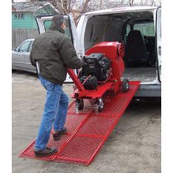 link manufacturing lb20 series spring assist ramps mini van ramps