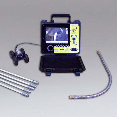 Nikro 862081 Inspection System with SD Recorder Camera
