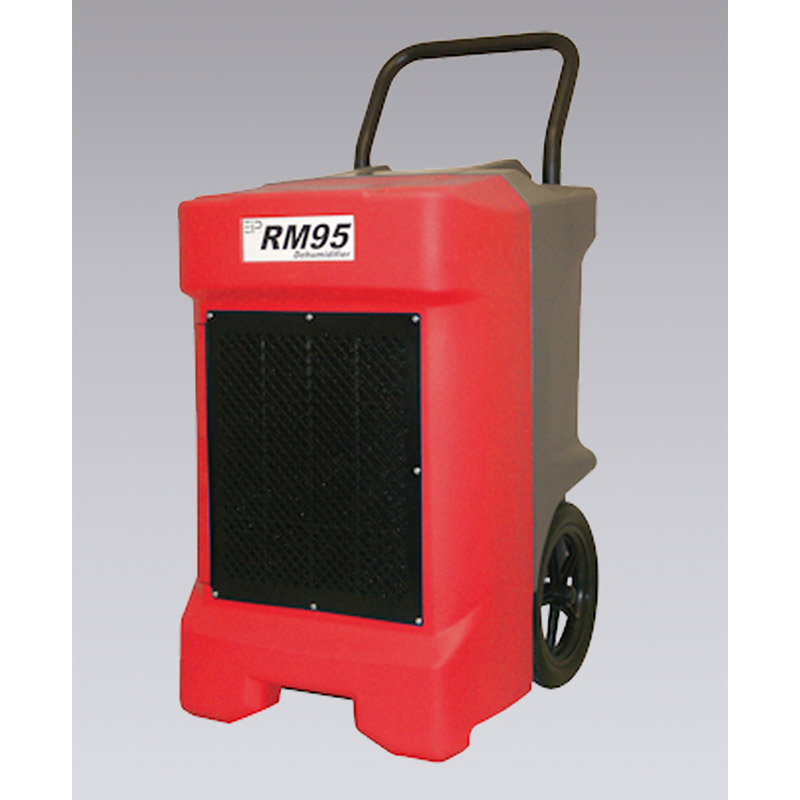 Nikro 862146 Rm95 Commercial Dehumidifier With Pump Out