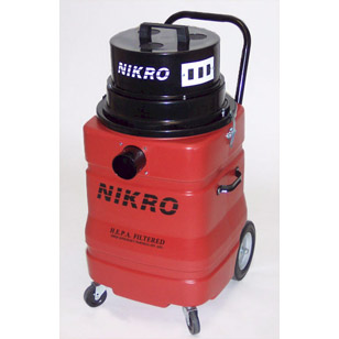 Nikro: DV15360 - Dryer Vent Vacuum w/Tool Kit