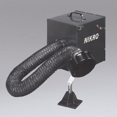 Nikro MO250: PORTABLE AIR CLEANING SYSTEM