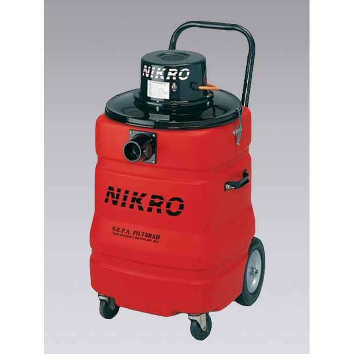 Nikro PD15110-220 HEPA 15 Gallon Vacuum (Dry) 220V 50/60 Hz for international use
