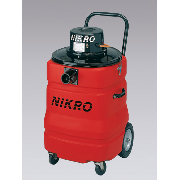 "Nikro: Wet/Dry Vac 220V 50/60 HZ - 115cfm - 110"" waterlift WC15110-220"