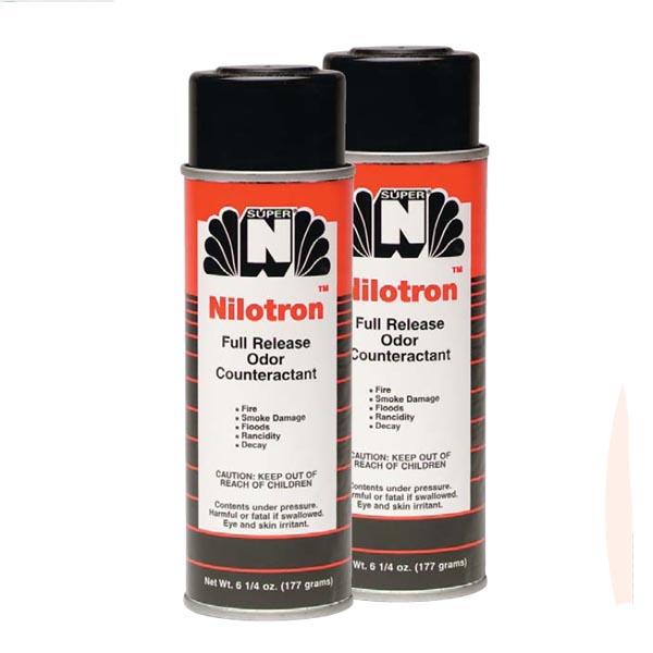 Nilodor: Nilotron Full Release Aerosol Fogger FR 00098 - 1 Can