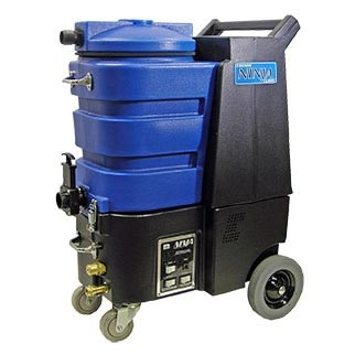 Esteam NJA150 Ninja Classic 11gal 150psi Dual 2 Stage Vacs Carpet Extractor Machine only Included Shipping