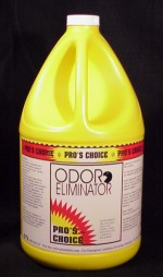 Pros Choice CTI 2050 Odor Eliminator O1002 1 Gallon UPC 078345003024