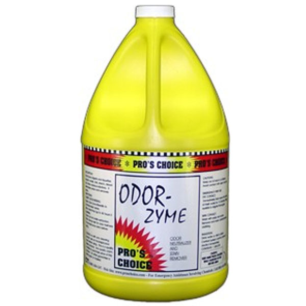Pros Choice Odor Zyme 1 Gallon O1004 Odorzyme 2060C-1