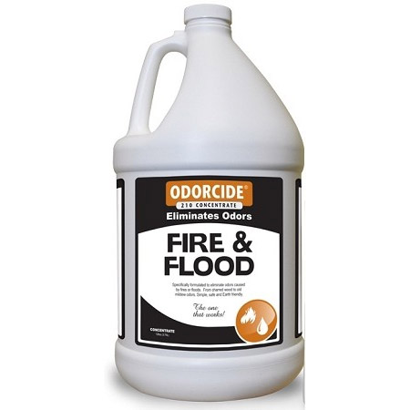 Thornell Corp: Odorcide 210 Fire & Flood Concentrate-Gallon (210FF-G)