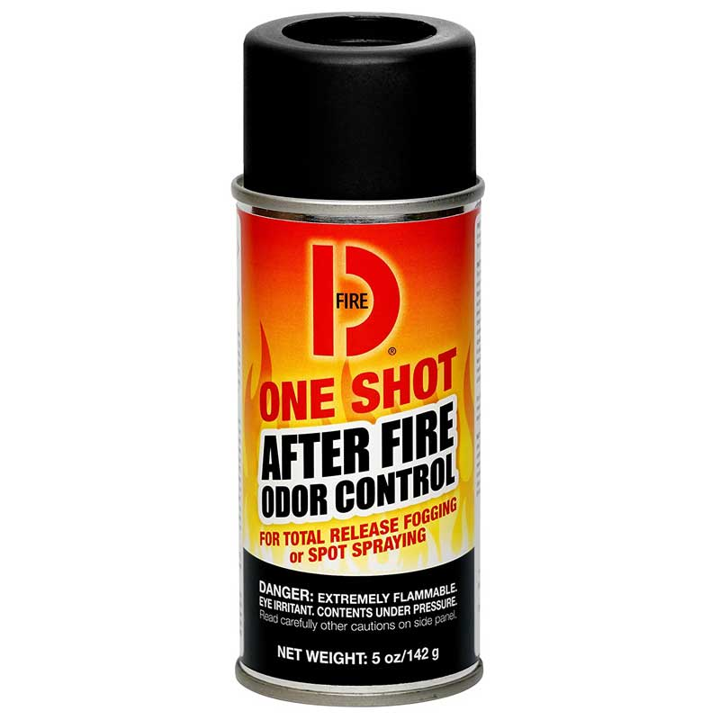 Big D Fire One Shot After Fire Odor Control Fogger Case [BGD 202]