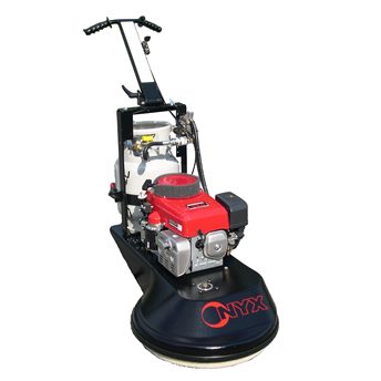 Onyx: Honda Burnisher - 24in - 13Hp (electric start)