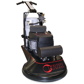 Onyx: Kawasaki Burnisher - 21in - 17Hp (electric start)
