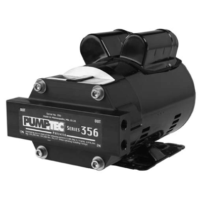 Pumptec 80711 Series 356U, 360 - 200/M64 Pump - 120 Volt - 1000 PSI