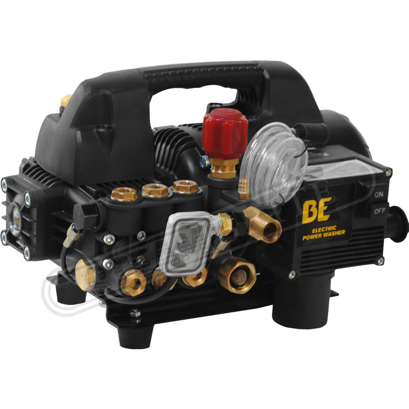 Be Pressure P1515epn 1500 Psi 1 6 Gpm 1 5hp Electric
