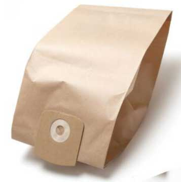 Pacific Floor Care 650602 Paper Bags 10 Pack for Wide Area Vacuum