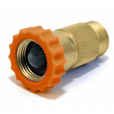 Valterra Water Regulator 50psi Brass Garden Hose Connection