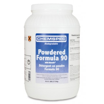 Chemspec C-PF90BK Formula 90 with Biosolv Original Traffic Lane Cleaner 50 lbs Box