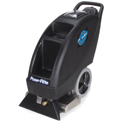 PowrFlite PFX900S 9gal Self Contained Carpet Extractor 100psi 3 stage Vac (Discount Shipping)