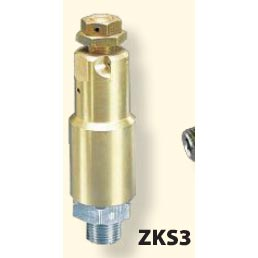 Pressure Pro General Pump ZKS3 10000 psi 1/2 BSP-M Safety Pressure Relief Pop Off Valve
