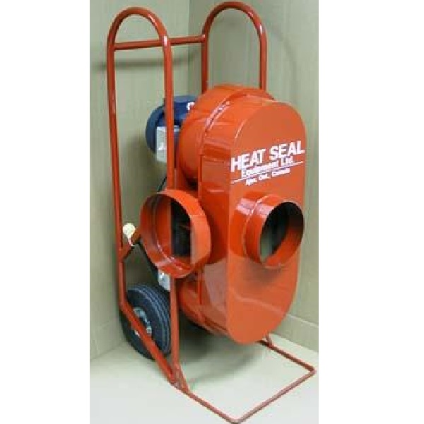 Heat Seal 2700 CFM, 115V, 12.5 amp Portable Electric Vacuum Porta-Vac