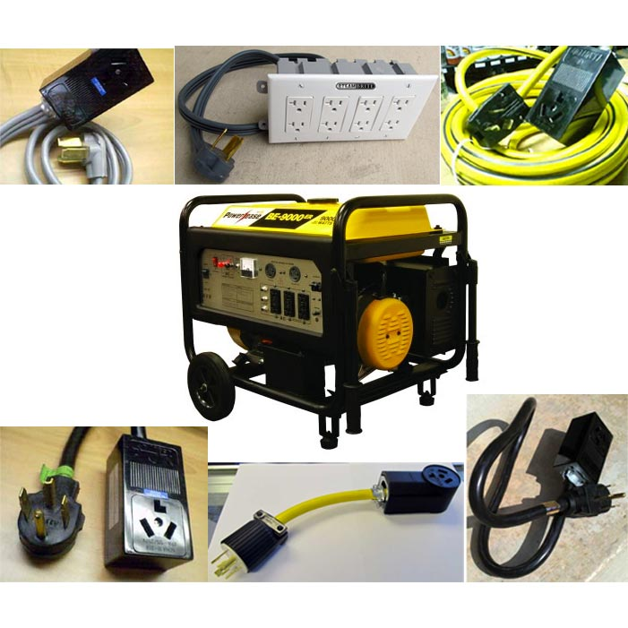 Temporary Power Supply Start Up Kit: Restoration, Carpet cleaning, Auto detail, Air Duct Cleaning, Pressure Washing 20160207