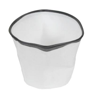 Powrflite WD4 Cloth (Cotton Polyester) Filter, Fits PF55, PF56, PF57 and PF58 Wet/Dry vacuums