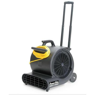 PowrFlite PD500DX Powr Dryer 1/2HP Carpet Fan with Handle
