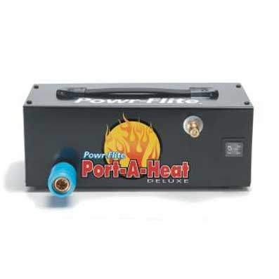 PowrFlite PFPH2 Port-A-Heat II Portable Carpet Extractor Heater